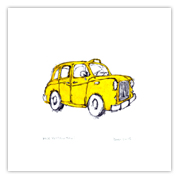Wee Yellow Taxi 1